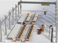 Дзержинск: Железобетонные сваи квадратного сечения Железобетонные сваи квадратного сечения используются в строительстве сооружений различного назначения – жилых