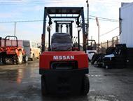 Краснодар: вилочный погрузчик Nissan NJ01M15 вилочный погрузчик Nissan NJ01M15, грузоподъемность 1, 5 т. , стрела 3 м. , двигатель бензиновый, МКПП, год выпуска