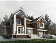 Краснодар: Проект жилого дома, Частный архитектор Проектирование частных жилых домов, других общественных и гражданских зданий. Разработка индивидуальных планиро