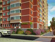 Краснодар: Продам 1 ком квартиру в Прикубанском округе Продам 1 ком. квартиру от надежного застройщика, строительство 214 ФЗ. Район с развитой инфраструктурой, в