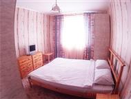 Магнитогорск: 2-х, комнатные квартиры (сутки, ночь, час) 2-х комнатаная квартира в центре Магнитогорска, в отличном состоянии, укомплектована всей необходимой бытов