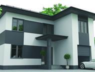 малоэтажное строительство Строительство домов с использованием стеновых и фасадных панелей по таким показателям как качество, цена, скорость…  Дома по, Москва - Строительство домов, коттеджей