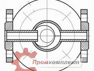 Фильтр сетчатый прямоточный ФС-VIII Фильтр ФС-VIII сетчатый прямоточный предназначен для очистки жидкой или газообразной среды от твердых примесей раз, Москва - ?