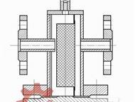 Москва: Фильтр сетчатый прямоточный ФС-VIII Фильтр ФС-VIII сетчатый прямоточный предназначен для очистки жидкой или газообразной среды от твердых примесей раз