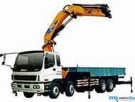 Москва: Аренда манипулятора Бортовые машины с краном-манипулятором очень удобны для перевозки,   погрузки и выгрузки контейнеров, деревянных бытовок, металлич