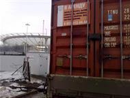 Нижний Новгород: Аренда морского контейнера 20 футов Морской контейнер 20 футов, размеры: 6*2, 43*2, 59 м.   Контейнер изготовлен из стального трехмиллиметрового  проф