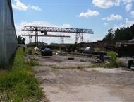 Новосибирск: Склады с ж/д тупиками Производственно-складской комплекс. Расположен на Федеральной трассе М 52. Площадь земельного участка 27 859 кв. м. Собственност