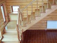 Новосибирск: лестницы на заказ в Новосибирске Лестницы на заказ в Новосибирске, Цена от 39 000 р. , Изготовление от 2 дней, Рассрочка 0%, Гарантия 2 года. , Изгото