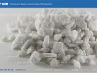 Тула: Щебень мраморный с производства Мраморный щебень Фракции от 2 до 40 мм. , Высочайшего качества с соблюдением всех деталей производства. Выбор белизны