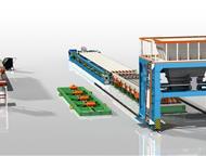 Линия по производству пустотных плит ПК Компания «Интэк» занимается производством технологических линий, бетонных заводов, бетоносмесителей, металлофо, Волгоград - Строительные материалы