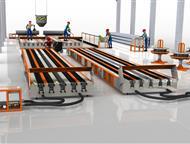 Технологическая линия по производству световых опор св Производственное предприятие Интэк производит и поставляет технологические линии под ключ для, Воткинск - Строительные материалы
